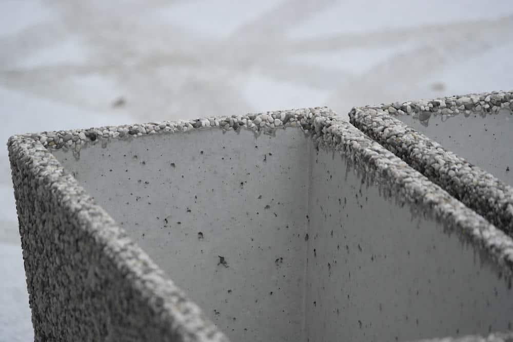 blumentrog aus waschbeton versand direkt vom hersteller. Black Bedroom Furniture Sets. Home Design Ideas